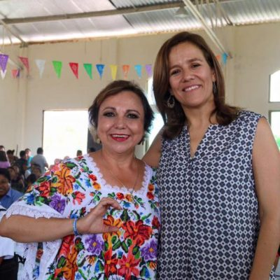 Con Alicia, un gobierno honesto y eficiente, asegura Margarita Zavala
