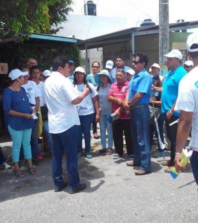 Dan respaldo ciudadano a Carlos Joaquín  González y Luis Torres Llanes en OPB
