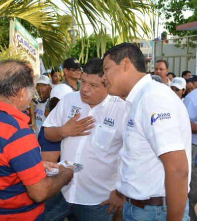 Promete Luis Torres atención especial a sectores vulnerables en OPB