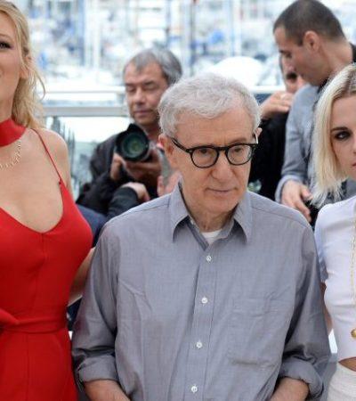 INICIA CANNES CON CIELOS TEMPESTUOSOS: Reviven alegatos de abuso sexual contra Woody Allen en el arranque del festival cinematográfico