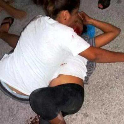 Le amputan pie a menor atropellado en Playa del Carmen
