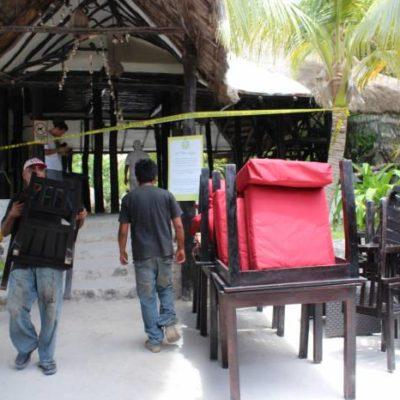 Tras 9 años de litigio, desalojan a hotel en Tulum por orden judicial