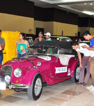 """""""Rally Maya deja beneficios económicos en Chetumal"""": Abuxapqui"""