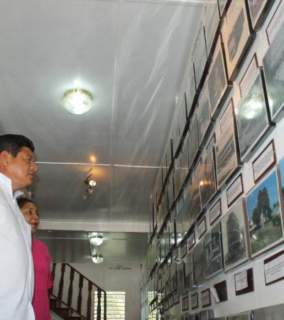 Con Carlos Joaquín como Gobernador, Chetumal será nuevamente tierra de oportunidades, anticipa Luis Torres