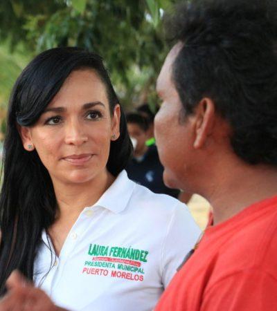 Asegura Laura Fernández que mantendrá disciplina presupuestal, finanzas municipales sanas, cero deuda y transparencia total