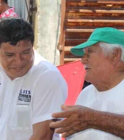 No hay tiempo para distracciones frente a problemas que mantienen estancado al sur de QR, dice Luis Torres
