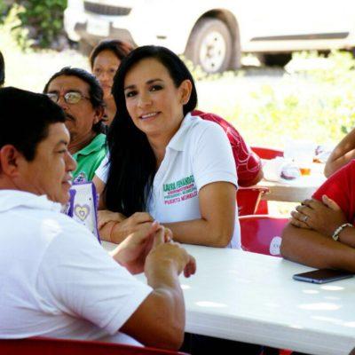 Se detonará el turismo en la Ruta de los Cenotes, asegura Laura Fernández