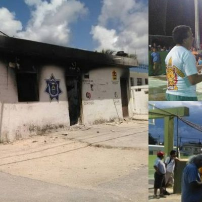 PREVALECE TENSIÓN EN AKUMAL: Tras represión policiaca por conflicto por el acceso a la playa, pobladores buscan dialogar; CEA se dice atacado