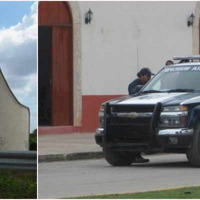 DEJAN EN RIDÍCULO A LA POLICÍA EN BACALAR: Roban 1.4 mdp de la nómina de la Tesorería municipal y dejan sin sueldo a trabajadores eventuales