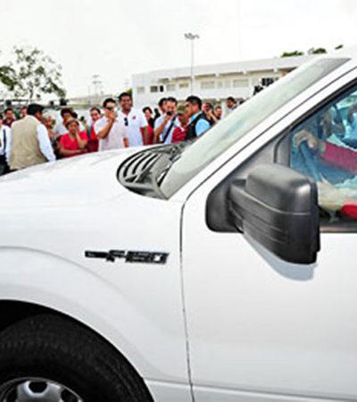 GASTAN 47 MDP PARA AUTOS DEL 'AÑO DE HIDALGO': Ventilan compras millonarias de automóviles, algunos de lujo, en el último año del gobierno de Borge