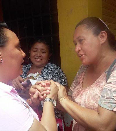 Se van dos y se suman miles a la alianza PAN-PRD: Cristina Torres