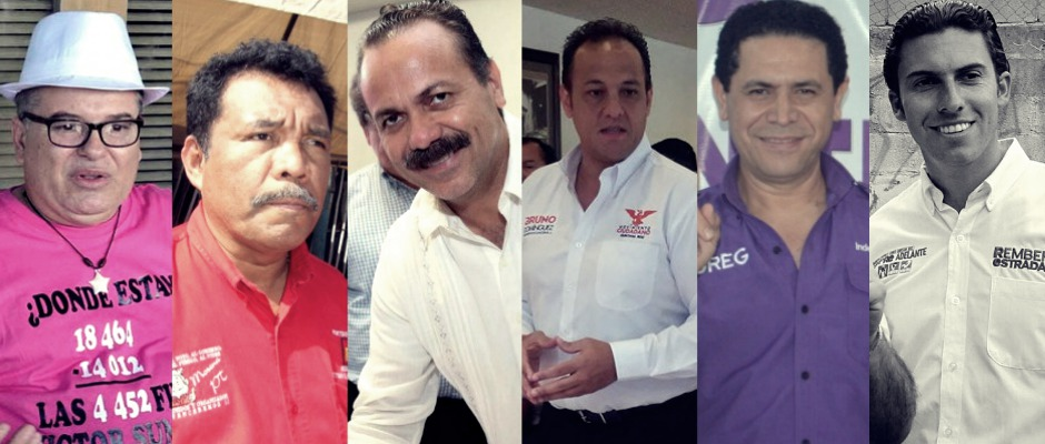 Sí HABRÁ DEBATE EN CANCÚN: Cinco de seis candidatos a alcaldes se saltan al Ieqroo y acudirán a TV para confrontar ideas; Remberto, el único que no asistirá