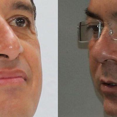 ARRECIA EL ENFRENTAMIENTO ENTRE CARLOS Y MAURICIO: Los dos principales candidatos a la gubernatura de QR intercambian acusaciones por 'guerra sucia'
