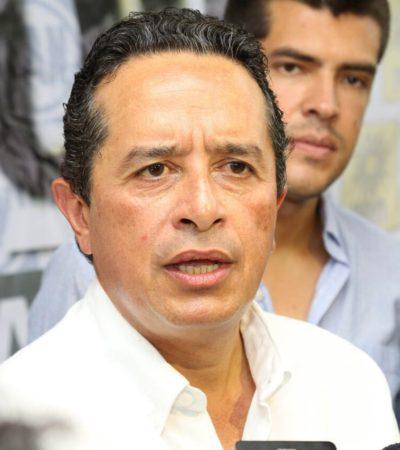 Rompeolas: Se ve muy lento Carlos Joaquín