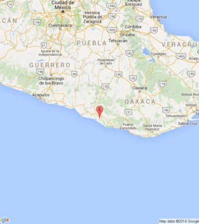 No reportan daños en la CDMX por sismo de 6.1 grados Richter en la madrugada del domingo