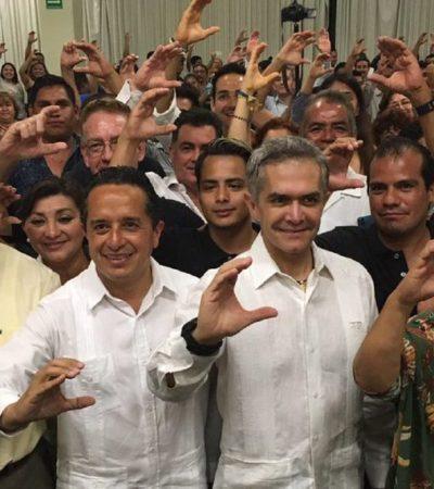 Garantiza Carlos Joaquín justicia social y  oportunidades para un Quintana Roo más parejo
