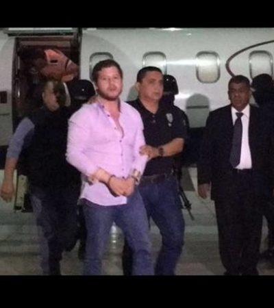 Sin derecho a fianza, ya está en penal de Veracruz el primero de los 'Porkys' detenidos por violar a una compañera