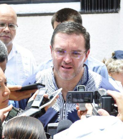 Borge y Duarte, dos de los gobernadores que más han robado y desviado recursos: Federico Doring