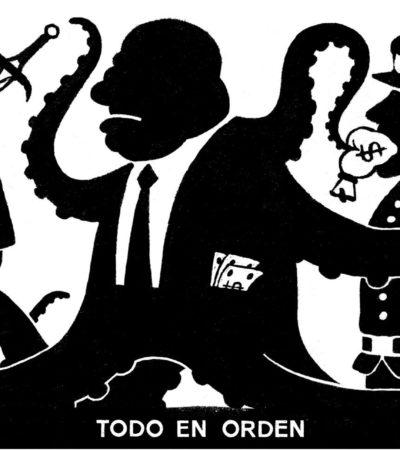 HORA 14 | Mexicanos hundidos en la corrupción | Por Mauricio Conde Olivares