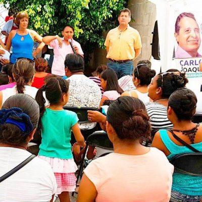 Nunca más volverá a estar olvidado Puerto Aventuras, asegura Cristina Torres