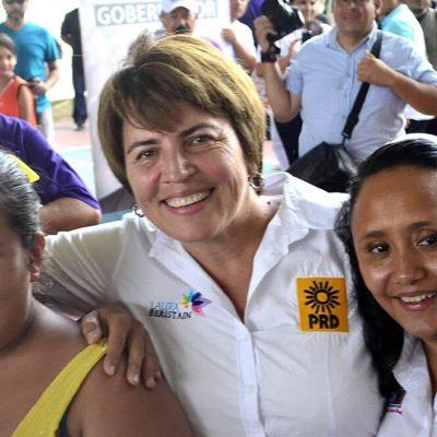"""""""No dejes que otros voten por ti, acude a las urnas"""", pide Cristina Torres"""