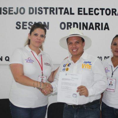 Solicita Javier Vite debate entre candidatos a diputados del Distrito IV