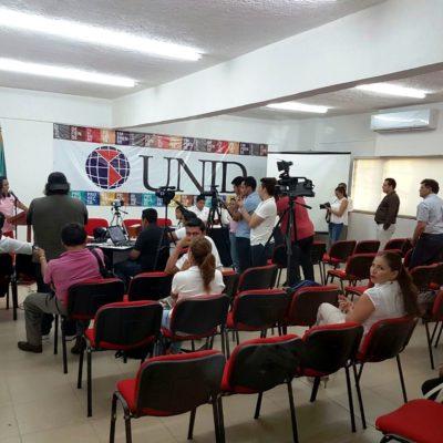 Destacan propuestas de Cristina Torres en debate organizado por la UNID en Solidaridad