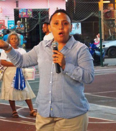 Se suma la '28 de Julio' al proyecto de Cristina Torres en Solidaridad