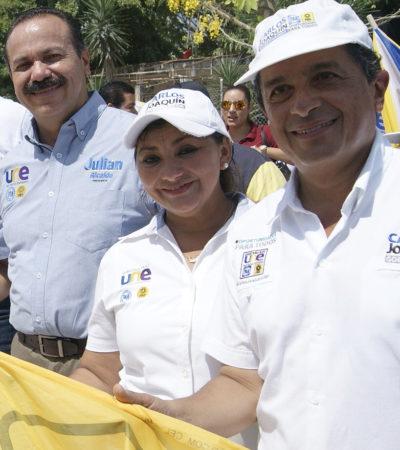 """Garantiza Julián Ricalde """"orden, certeza e inversión"""" para las colonias irregulares de Cancún"""