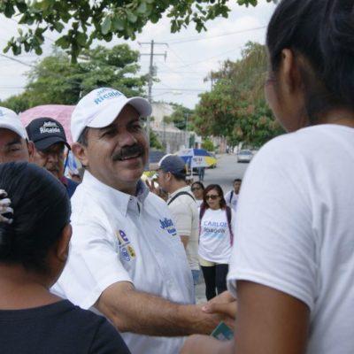 """""""ALTO A LOS ABUSOS DE AGUAKÁN"""": Creará Julián Ricalde unidad de supervisión de quejas del servicio de agua potable en Cancún"""