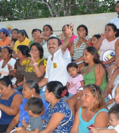 """""""Queremos hacer de JMM un mejor lugar para vivir"""": Domingo Flota"""