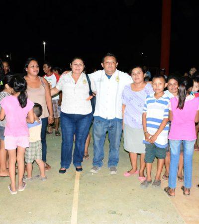 Candidato independiente de JMM busca el voto de las comunidades rurales