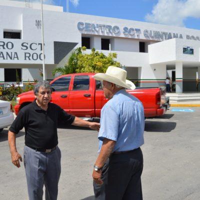 Ejidatarios de Chetumal amenazan con plantón en el Aeropuerto