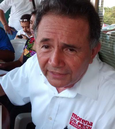 """""""NI MOVIMIENTO NI REGENERACIÓN"""": Entra en crisis Morena en QR y a Pech Várguez se le revierten acusaciones contra sus diputados"""