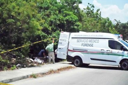 Identifican a ensabanado de Santa Fe: era un joven de 22 años adicto a las drogas