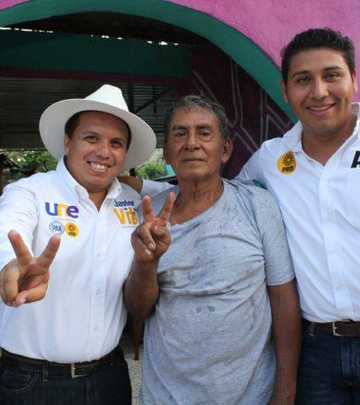 Promoverá Javier Vite estímulos fiscales a empresas que brinden empleo a adultos mayores y personas con discapacidad