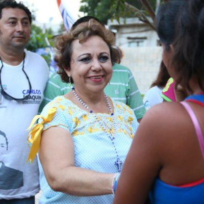 La salud, más cerca de los isleños: Alicia Ricalde