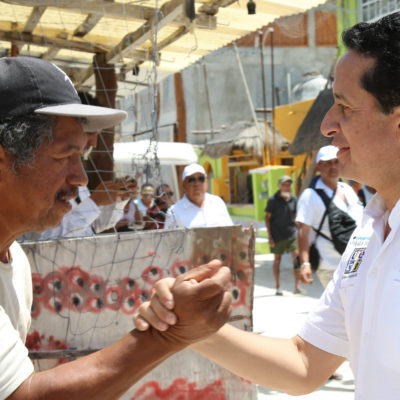 """""""LA ALTERNANCIA NOS VA A HACER BIEN"""": Este 5 de junio, Quintana Roo tiene opción de cambiar a favor de la gente, afirma Carlos Joaquín"""