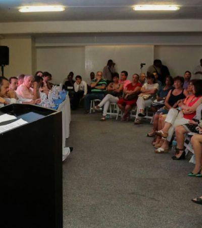 """""""Coalición PAN PRD, única opción que puede vencer al pequeño grupo en el poder"""": Carlos Joaquín"""