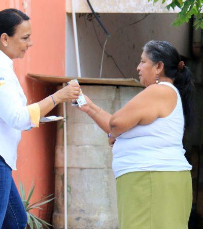 Las leyes del Estado deben ofrecer oportunidades para todos: Graciela Saldaña