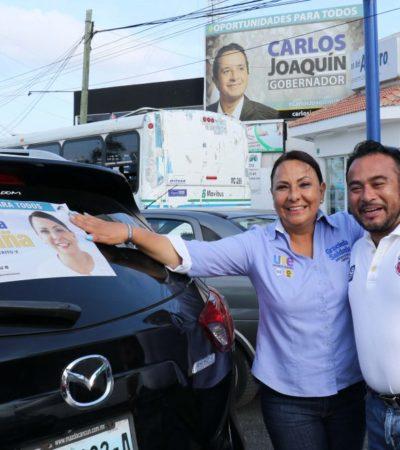 Dice Graciela Saldaña que es 'letra muerta' el Código de Ética de servidores públicos en Quintana Roo