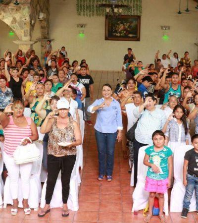 No habrá 'guerra sucia que frene el cambio: Graciela Saldaña