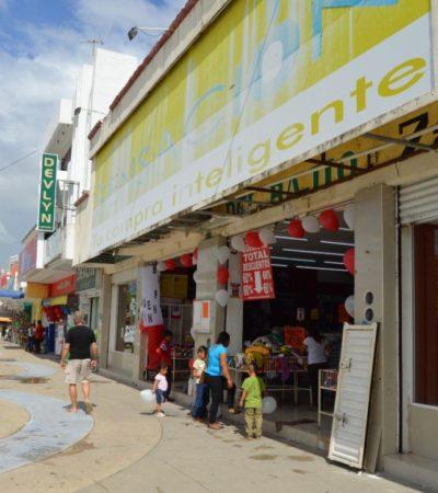 Oootros milloncitos para concluir la remodelación de la Héroes en Chetumal