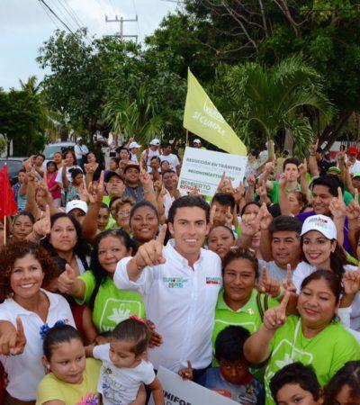 Remberto Estrada se declara listo para participar en el debate; rechazará 'dimes y diretes' con otros candidatos