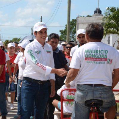 """""""Vamos por resultados contundentes el 5 de junio"""": Remberto Estrada"""