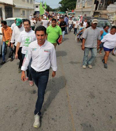 Se pronuncia Remberto Estrada a favor de desahogar flujo vehicular en Zona Hotelera en Cancún
