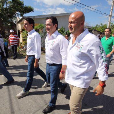 Remberto Estrada se muestra confiado de que con 'trabajo en equipo' lograrán el triunfo