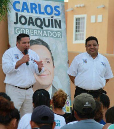 Exigen quintanarroenses recuperar la seguridad: Orlando Muñoz