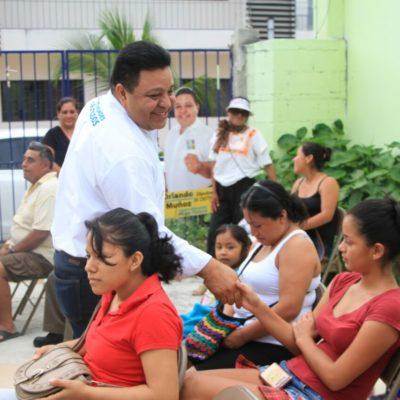 El estado debe de brindar el servicio de agua potable y alcantarillado: Orlando Muñoz
