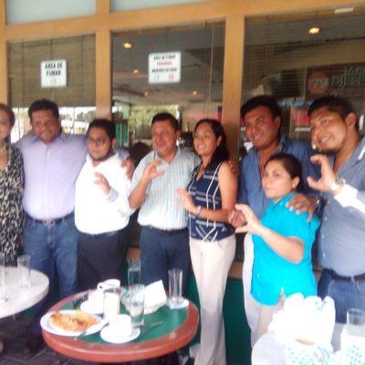 Renuncian candidatos a regidores de Movimiento Ciudadano y se suman a Carlos Joaquín y Julián Ricalde